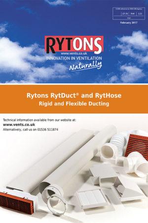 BROCH Rytons RytDuct RytHose Range