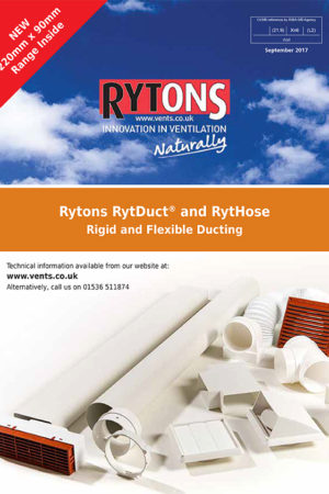 Rytons BROCH RytDuct RytHose Range