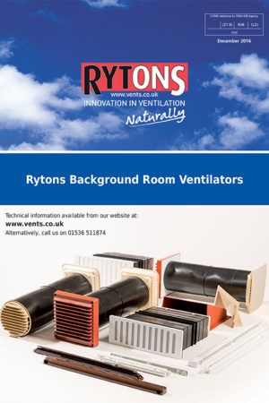 Rytons BROCH Cover Background Ventilators December 2016
