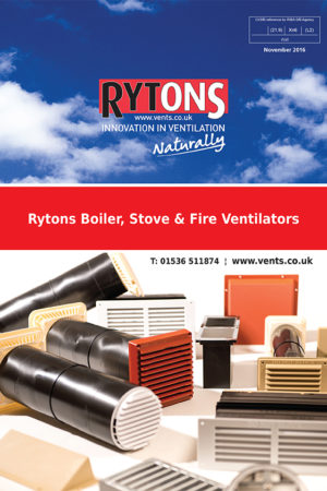 Rytons BROCH Cover Boiler Stove Fire November 2016