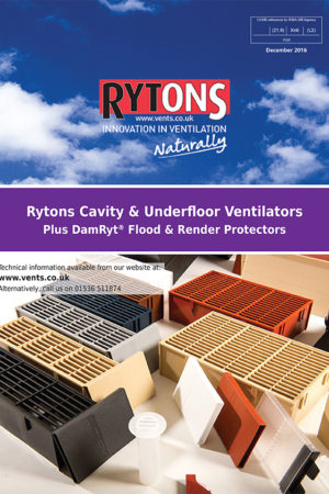 Rytons Broch Cover Cavity Ventilators December 2016