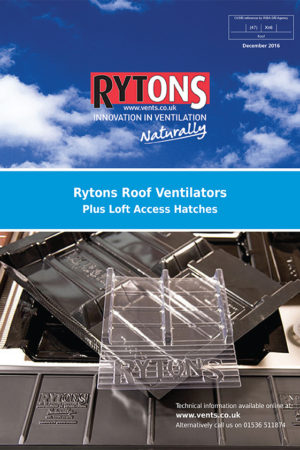 Rytons BROCH Cover Roof Vents December 2016