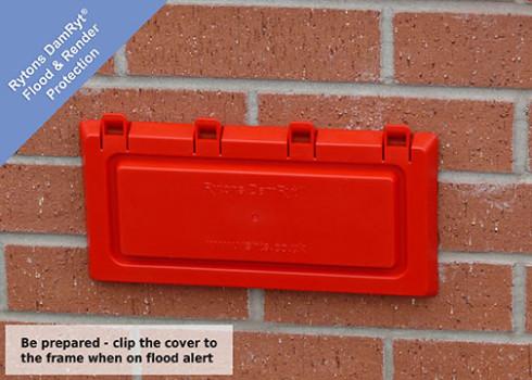 Damryt Rytons Damryt 174 Air Brick Protector 9 215 3 Cover