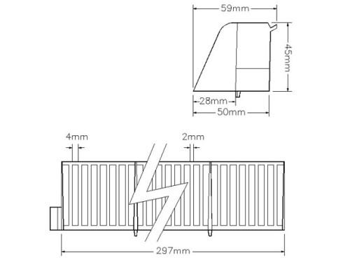 Ventilator 125mm