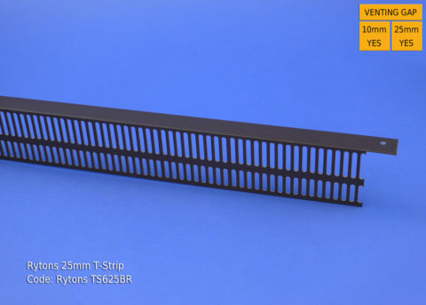 Ts610 Rytons 10mm T Strip Rytons Building Products